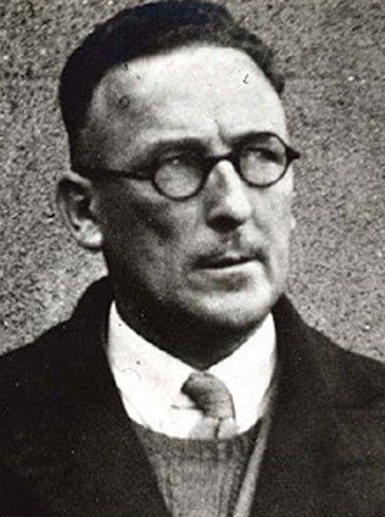 James O'Donovan, jedna z kluczowych postaci Planu S, który obejmował zamachy bombowe (fot. domena publiczna)