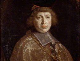 Syn Zygmunta Starego na anonimowym XVII-wiecznym portrecie.