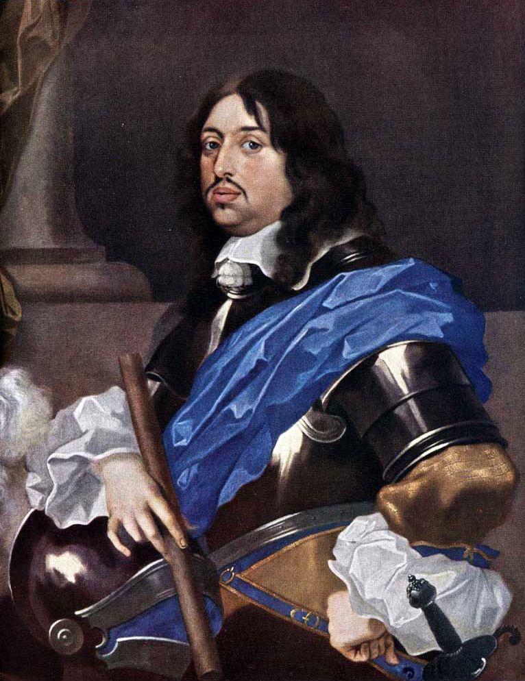 Żołnierz Karola X Gustawa rzucili się na Polskę ja wygłodniałe zwierzę.