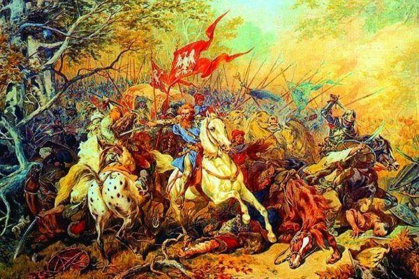 W tym przypadku Polacy nie byli tak dzielni jak legendarny wybawca króla Olbrachta, Jan Fredro.