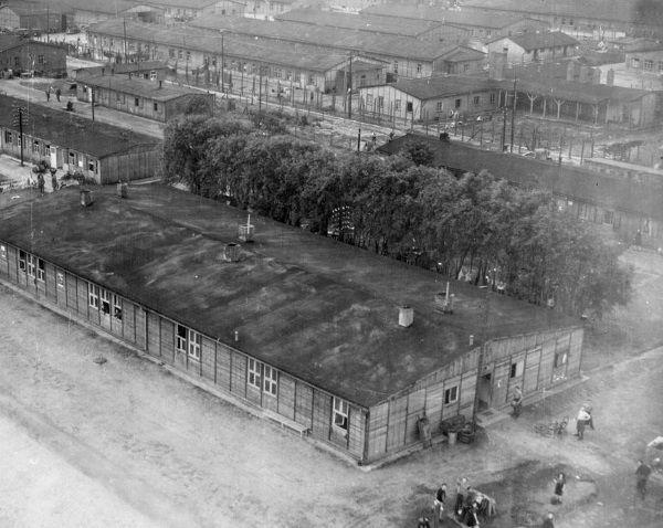 Polki często pracowały przymusowo w fabrykach chemicznych, produkujących amunicję.