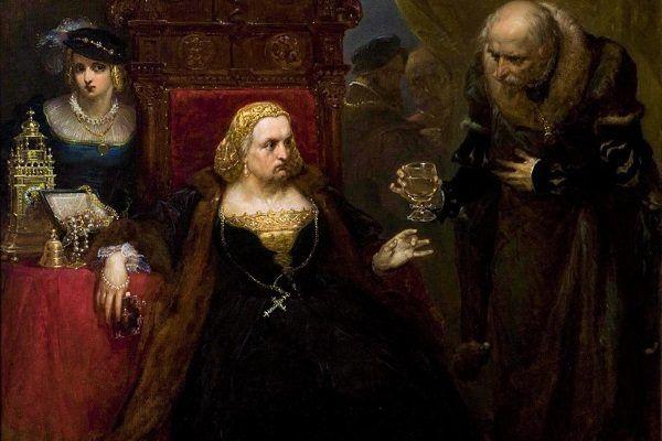 Królowa Bona została otruta, a jej sprawcy włos z głowy za to morderstwo nie spadł.