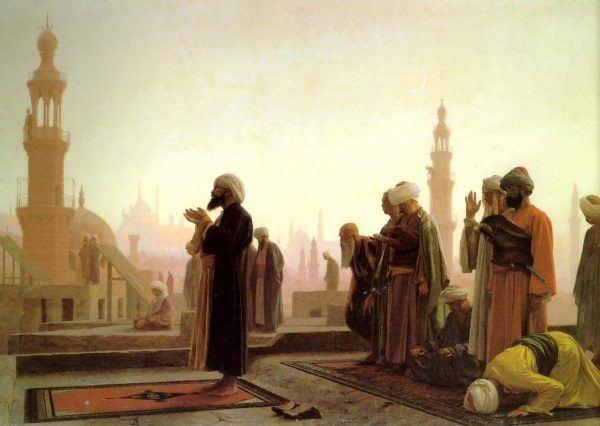 Miejscem spotkań modlitewnych społeczności muzułmańskiej od wieków były meczety. Obecnie muzułmanie, którzy emigrowali do Europy roszczą sobie prawa do wznoszenia islamskich obiektów sakralnych.