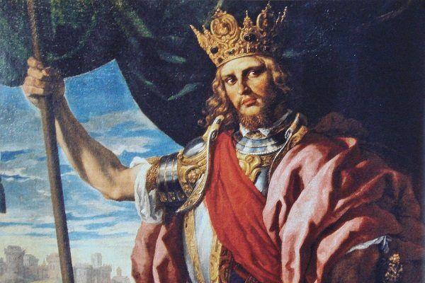 Król Ostrogotów Teodoryk Wielki zdecydował, aby Wielkanoc obchodzona była dwa razy w roku.