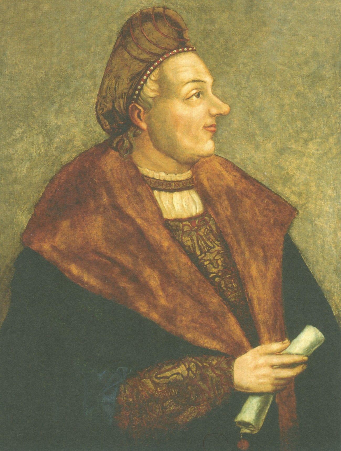 Zygmunt dokładał wszelkich starań, by jego nieślubny syn miał dobry start w życiu.
