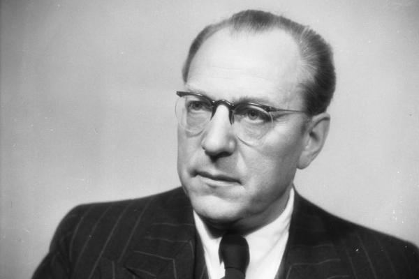 Pierwszym premierem NRD został Otto Grotewohl.