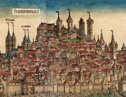 Życie w średniowiecznym mieście nie było łatwe ani przyjemne.