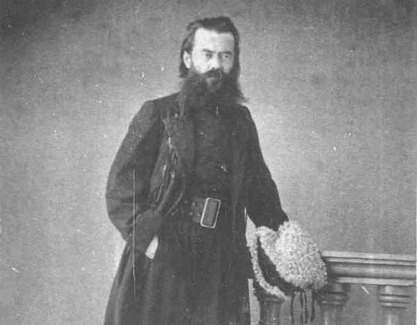 Ojcem Josepha Conrada był Apollo Korzeniowski, polski szlachcic i działacz niepodległościowy.