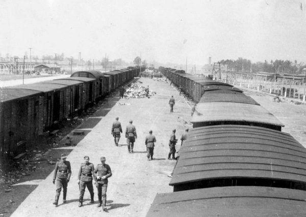 Wielu Żydów bezpośrednio z pociągów trafiało do komór gazowych, dlatego dziś trudno określić liczbę ofiar obozu.