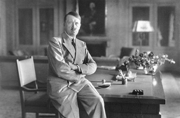 Hitler darzył Susannę Renzetti ogromną sympatią.