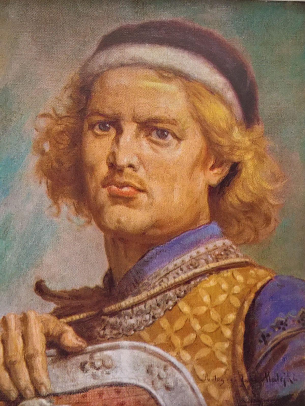 Książkę Leszek Biały, to on dowodził polskimi wojskami pod Zawichostem.
