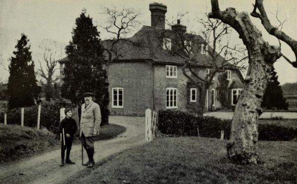 Korzeniowski do końca życia mieszkał w Wielkiej Brytanii.