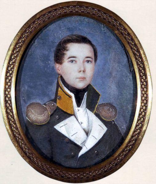 Paweł Konstantynowicz Aleksandrow, syn wielkiego księcia i Fifiny (fot. domena publiczna)