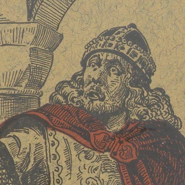 Zbigniew odzyskał swoje prawa dzięki interwencji księcia czeskiego Brzetysława II.