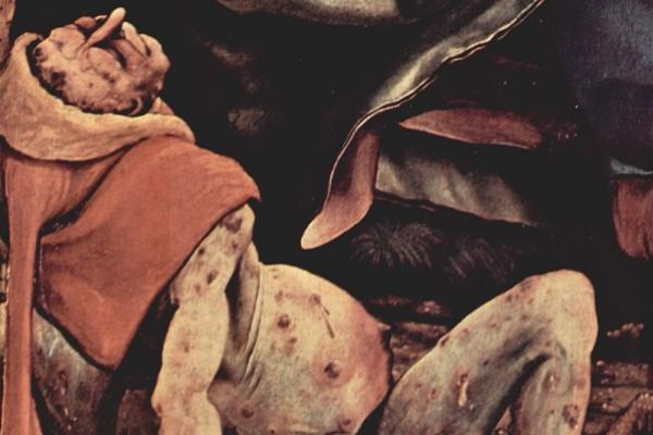 Tak właśnie wyglądali chorzy cierpiący na Ogień Świętego Antoniego – zabójcze schorzenie, które mogła wywołać… kromka chleba.