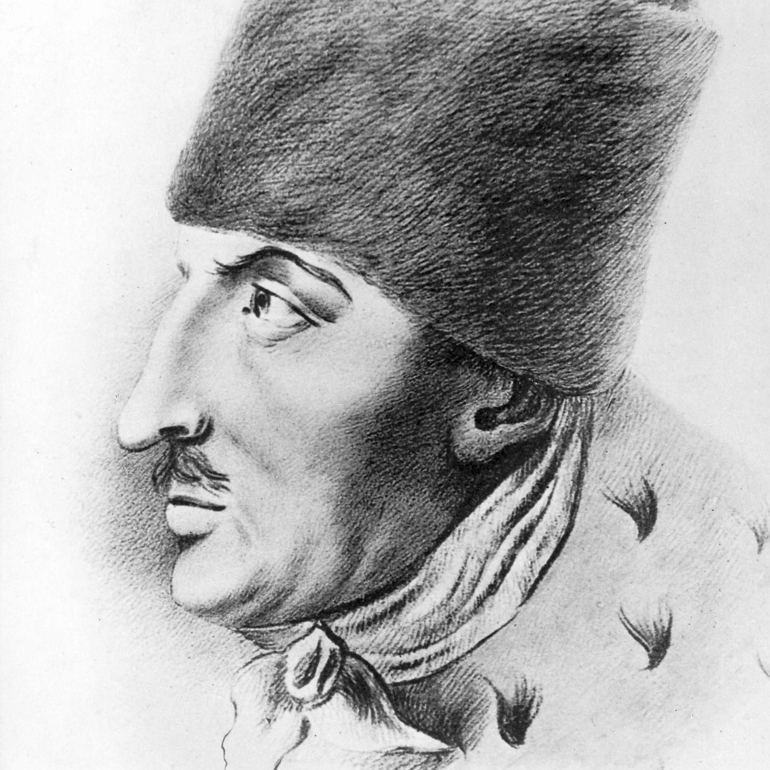 Samozwańczy mesjasz żydowski, Jakub Frank, założył w Polsce prężnie działającą sektę.