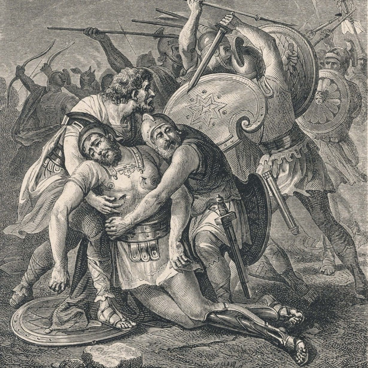 Spartakus poprowadził największe powstanie niewolników w dziejach starożytnego Rzymu.