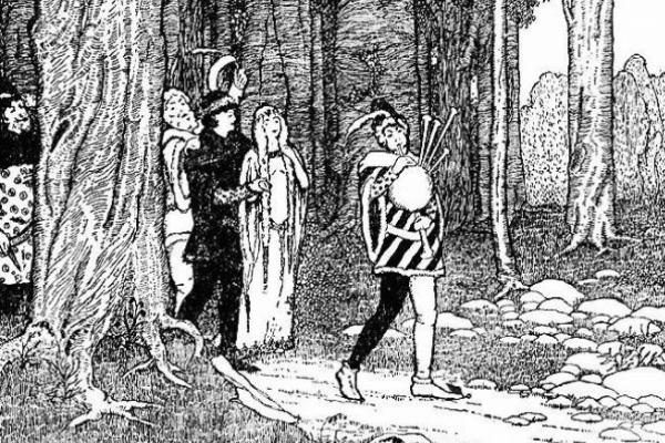 Podróżowanie w średniowieczu było żmudne i niebezpieczne. Na podróżnych czyhali przestępcy pokroju legendarnego Robina Hooda.