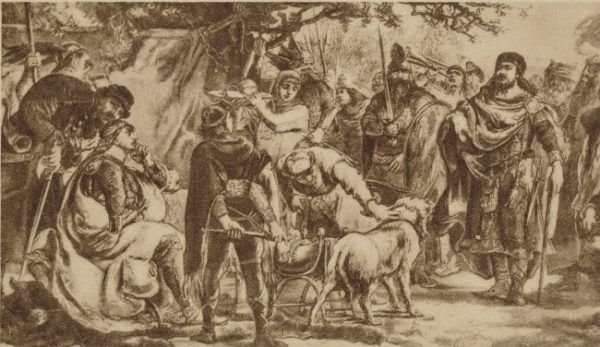 Zbigniew i Bolesław Krzywousty w pewnym momencie wystąpili razem przeciwko swojemu rodzicielowi.