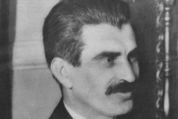 Marszałkiem Sejmu został Maciej Rataj.