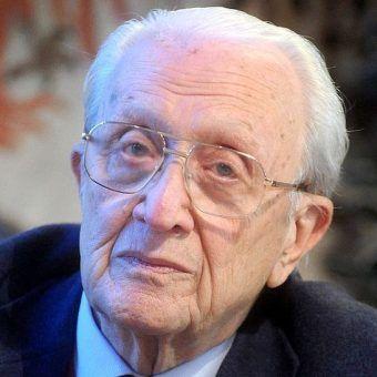 Sędzia Ferdinando Imposimato na zdjęciu z 2016 roku.