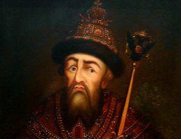 Iwan IV Groźny (fot. domena publiczna)