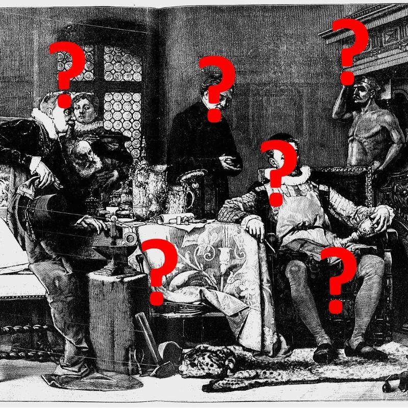 Król Zygmunt w pracowni złotniczej (fot. domena publiczna)Król Zygmunt w pracowni złotniczej (fot. domena publiczna)