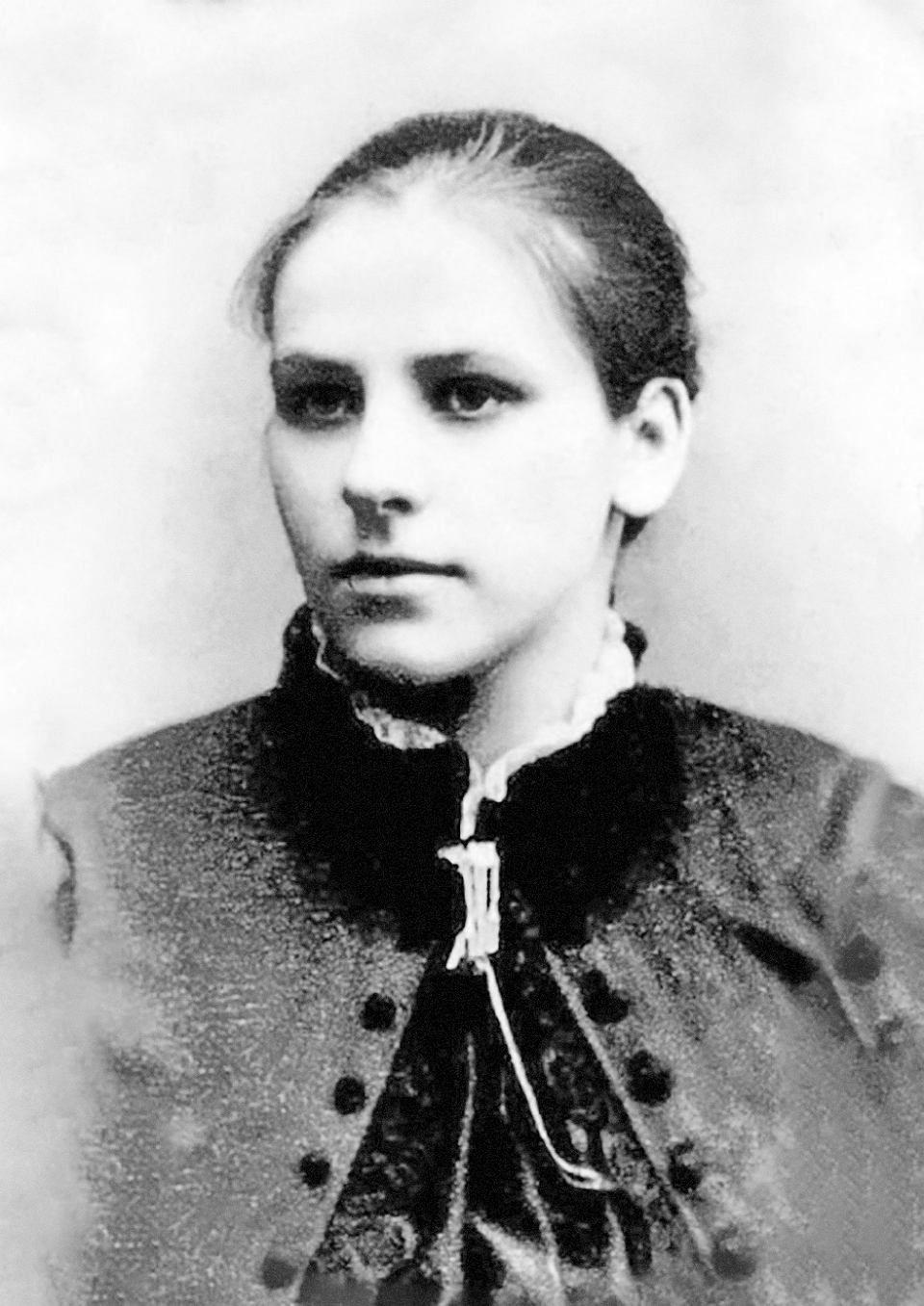 Maria z Koplewskich Juszkiewiczowa. Pierwsza oficjalna żona Józefa Piłsudskiego