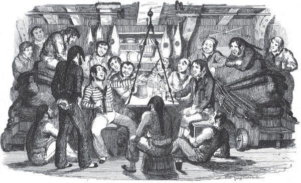 Marynarze mieli do swojej dyspozycji... nawet 4,5 litra piwa dziennie!