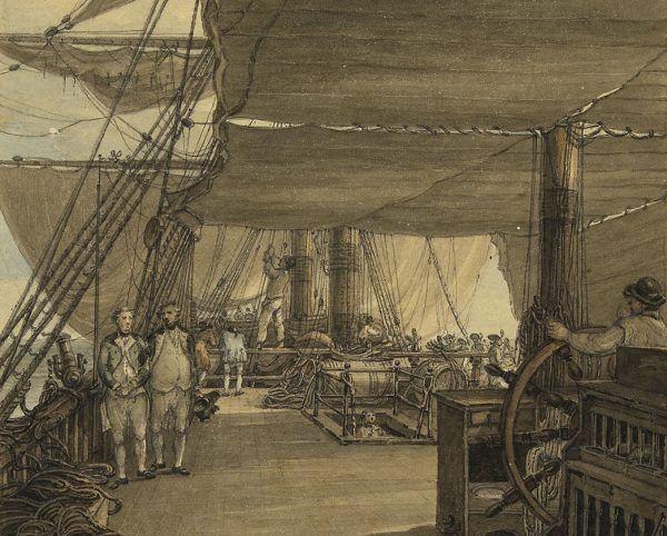 Morze oferowało podróż w nieznane, egzotyczne lądy, męską przyjaźń, a także… umożliwiało awans społeczny.
