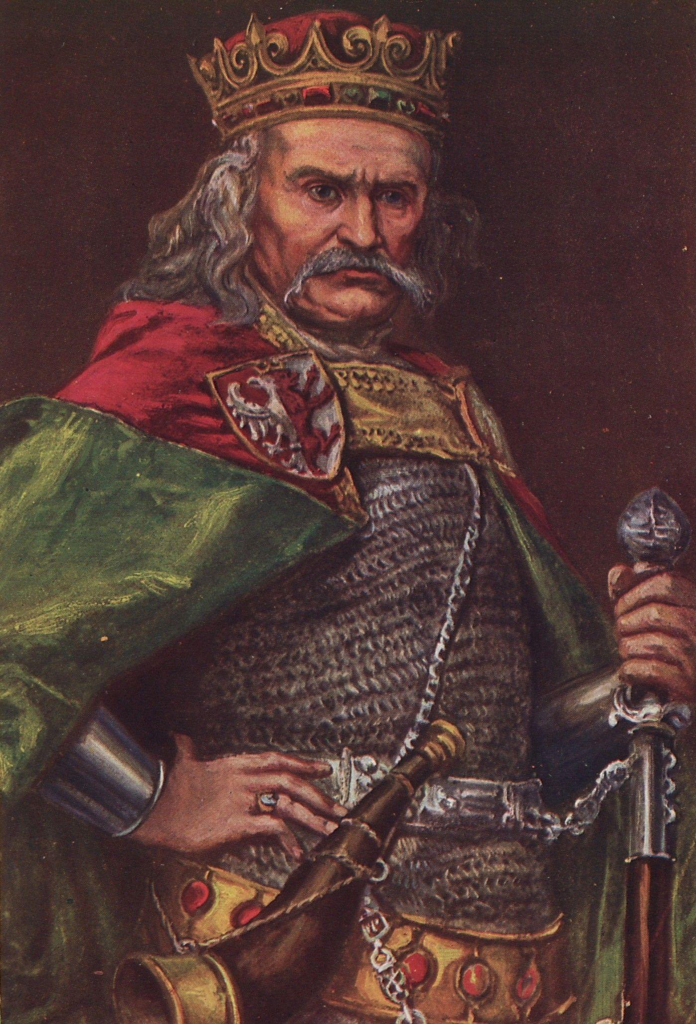 W pierwszych latach swoich rządów Łokietek nie miał wystarczających sił na zbrojną konfrontację z Krzyżakami.