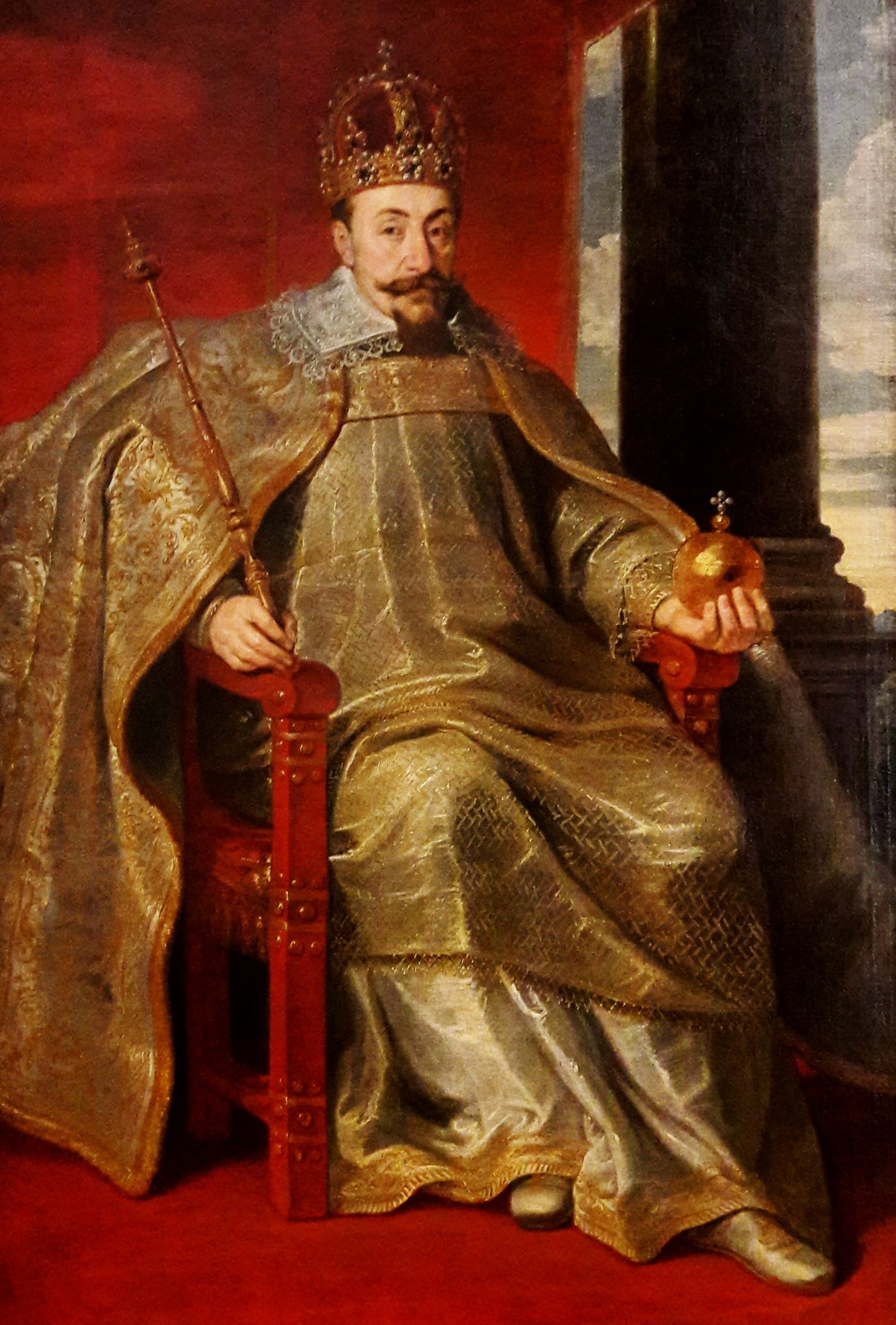 Aby myśleć o zwycięstwie nad swym kuzynem Zygmunt III Waza potrzebował floty.