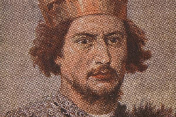Gdyby nie szczodrość polskiego monarchy, kleryk skończyłby i bez płaszcza, i bez złota.