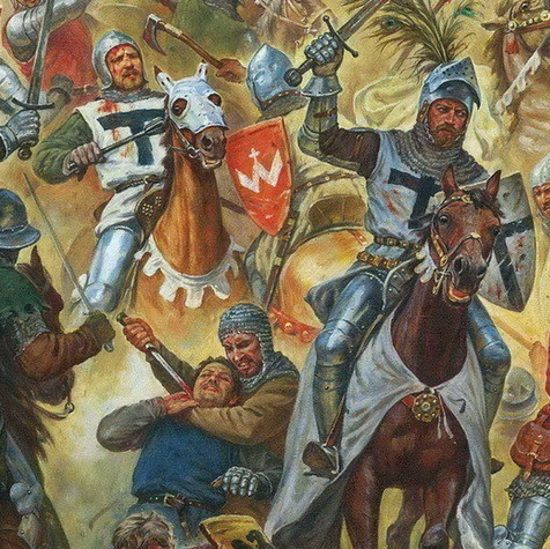 Krzyżacy przez kilka wieków stanowili dla Polski spore zagrożenie. Jak pojawili się na wschodzie Europy?