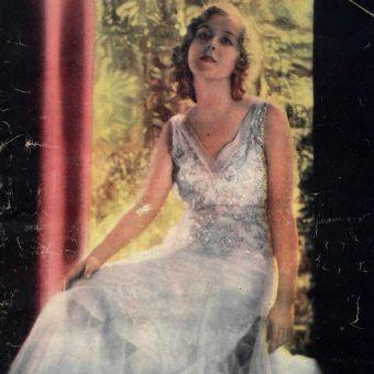 Adela Kowalska, amerykańska miss polonii z okresu międzywojnia (fot. domena publiczna)