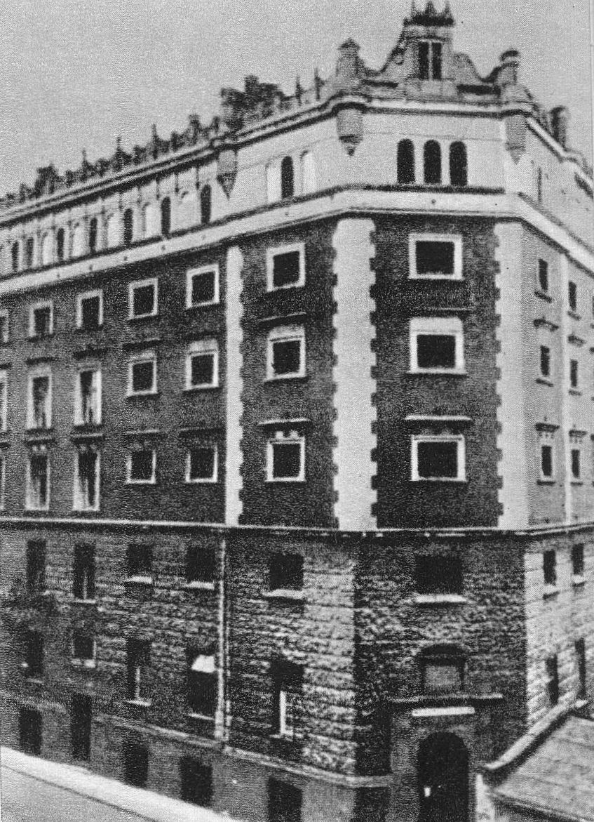 Budynek aresztu przy ulicy Daniłowiczowskiej
