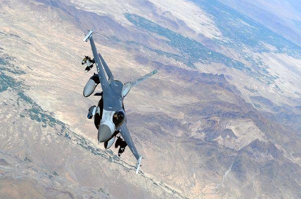 Jeszcze w czasie walk w Afganistanie amerykańscy piloci regularnie zażywali amfetaminę.
