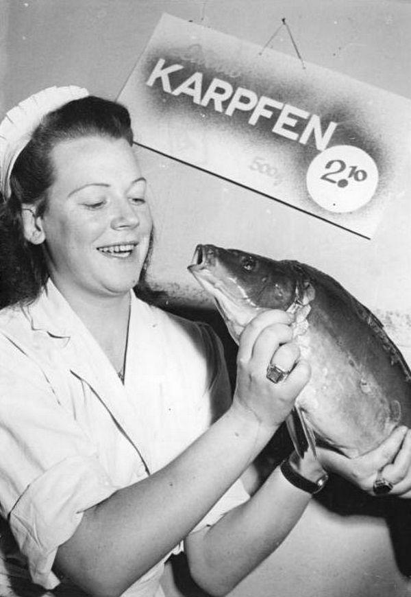 Karp, zdjęcie z roku 1946 (fot. Bundesarchiv, Bild 183-19000-0213, lic. CC-BY-SA 3.0)