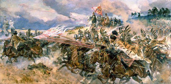 Szwedzi wyciągnęli wnioski z klęski pod Kircholmem.