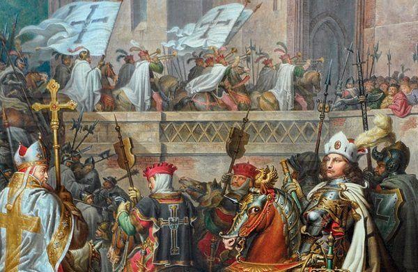Gdy wyczerpała się idea krucjat, zakony rycerskie musiały poszukać nowego zajęcia. Ale jak Krzyżacy znaleźli się w Malborku?
