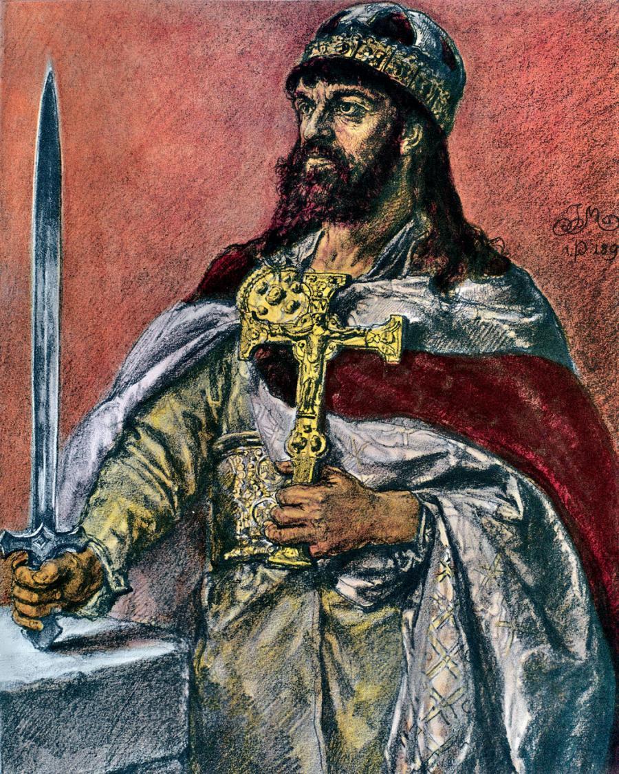 Nawet Thietmar podkreślał, że margrabia Hodo napadł na Mieszka bez zgody cesarza.