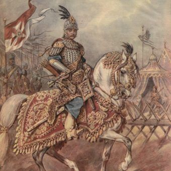 Poza husarią mieliśmy wiele wyróżniających się formacji wojskowych. Jedną z nich byli pancerni.