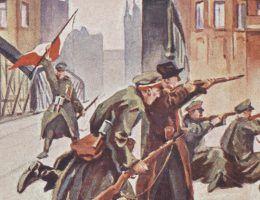 Walki w Poznaniu rozpoczęły się wieczorem 26 grudnia 1918 roku.