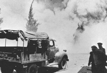 Najkrwawszą akcją izraelskich terrorystów było podłożenie bomby w hotelu King David.