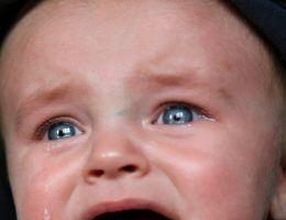 placzace dziecko miniatura