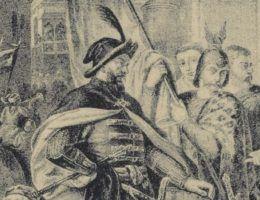Palatyn Sieciech zdobył na dworze książęcym mocną pozycję.