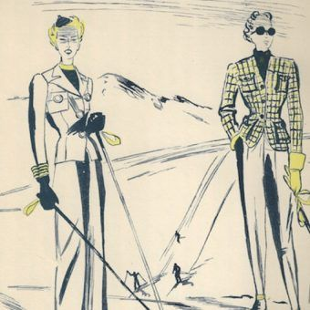 Spodnie do damskiej garderoby weszły tylnymi drzwiami. Zaczęło się od sportów.