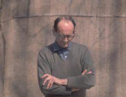 Eichmanna schwytano dopiero po kilkunastu latach od zakończenia wojny.