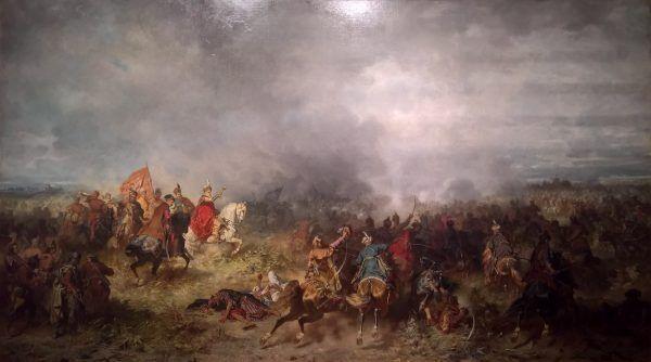 Pod Chocimiem husaria skutecznie stawiła czoła niemal siedemnastokrotnie liczniejszym wojskom dowodzonym przez sułtana Osmana II.