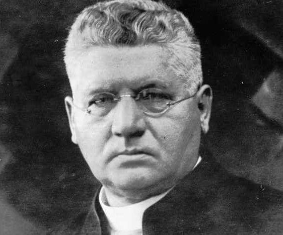 Do podpisywania Volkslisty namawiał Ślązaków ich autorytet moralny, biskup Stanisław Adamski.